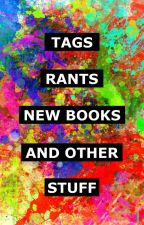 Tags, Rants, New Books and Other Stuff by shanSWfan