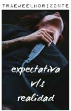 expectativa v/s realidad KELLIC by traemeelhorizonte
