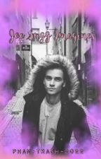 Joe Sugg - Imagines!✨ by PHAN-TRASH-2022