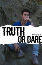 Truth Or Dare || Nash Grier Fanfiction by sprmendess