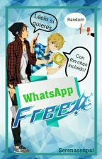 Whatsapp Free! :v by Serenasenpai