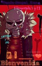 Bienvenida Mi _____~(♦2 Temp junto con la 1.♦) by Panda-sempai_kun