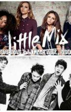 ¿ Teloneras ? -Little Mix ,5sos - by midemonts1