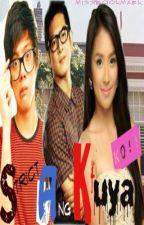 Strict ang kuya ko!!! by miss_bookmark