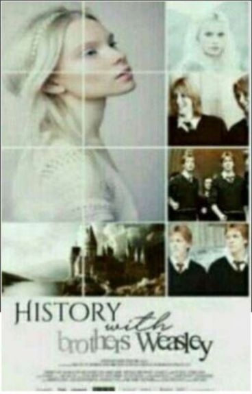History With Brothers Weasley [WERSJA KRÓTSZA]