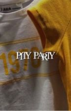 pity party // lrh by sadness-lrh