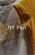 pity party // lrh by sadness-lrh
