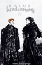Kylux Headcanons ❀ by generalhux