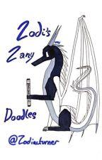 Zodi's Zany Doodles (ArtBook2) by Zodiacturner