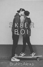 Sk8er Boi  by BruhItsAlexa