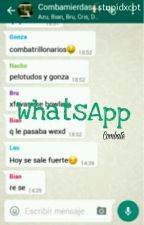 WhatsApp [Combate] by stupidxcbt