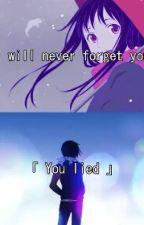 Chociaż ty nie zapominaj by Yuko-chan77