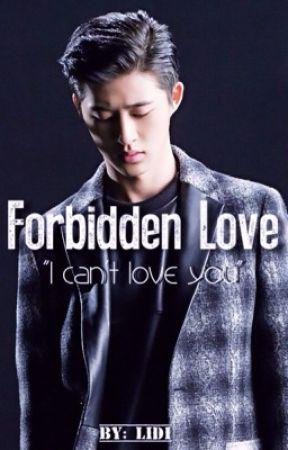 Forbidden Love with iKON Hanbin.  by lidiloves