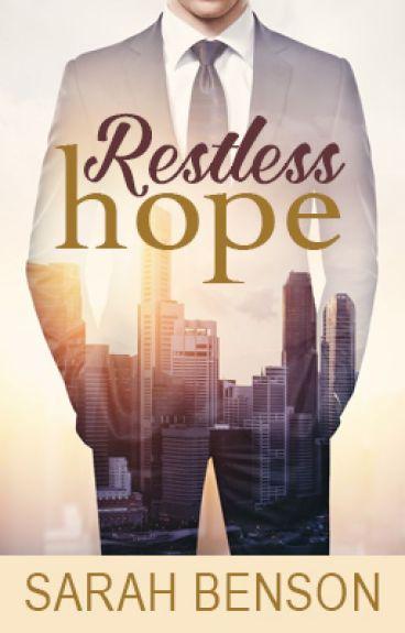 Restless Hope by SarahBensonBooks