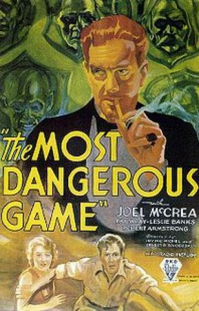 the most dangerous game essay wattpad