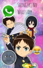 Shingeki No WhatsApp by Nana_Zero1