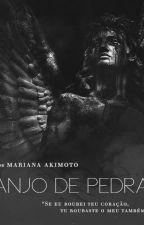 Anjo de Pedra by marianakimoto