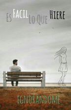 Ignorándome by ninaninasantana