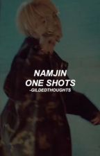 Namjin One Shots by -gildedthoughts