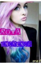 Garota Encrenca by anafsalves