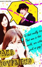 Fake Boyfriend (TaeNy's Fanfic) by B00000000