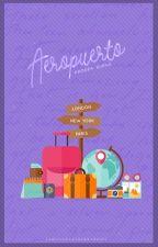 Aeropuerto. ➳ Jos Canela  by ComeLibrosCaneluki
