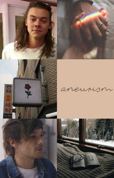 ☹ aneurism // larry stylinson