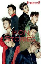 iKON /Stories/ by wavexyz17