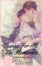 Thanks For All the Memories{LevixEren} by EreriForever839