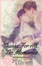 Thanks For All the Memories{LevixEren} by EreriForever839