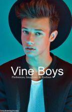 Vine Boys by brookeespinosa