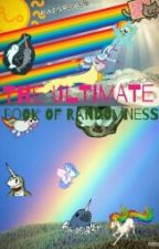 The Ultimate Book Of Randomness by Ultimate_Randomness