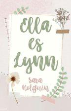 Ella es Lynn.  by saraholguinx