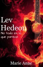 Lev Hedeon. (+16)  S.D.A #1 by Marie_Anne99