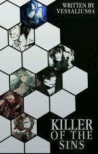 Killer Of The Sins by Vessalius04