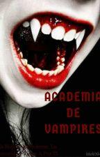 Academia de Vampires by meli0948