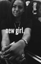 new girl.  by kia0107