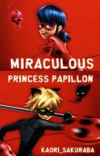 Miraculous Princess Papillon Nathaniel&Lectora by Kaori_Sakuraba15