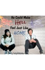 He Could Make Hell Feel Just Like Home (Kellic) by TheBoyOnTheBlueMoon