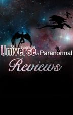 Universe of Paranormal Discussion Book Club by MistressofReads
