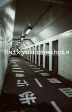 Haikyuu!! One Shots. by Todorokiis
