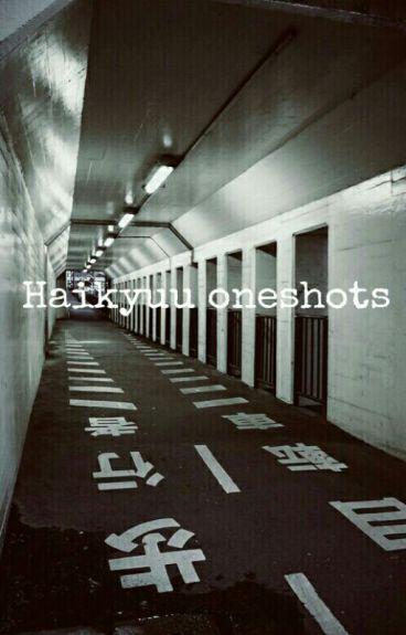 Haikyuu!! One Shots.