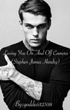 Loving You On And Off Camera (Stephen James Hendry) by goddess12308