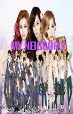 MY NEIGHBOR?! [FanFic EXOVIXX] by emeraldme09