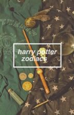 Harry Potter Zodiacs by thalassophilia