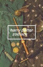 Harry Potter Zodiacs by _HogwartsTribute_