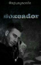 Boxeador. by aguayaceite