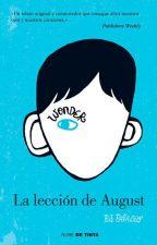 La lección de August by lenaaiST