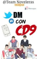 DM Con CD9 by TeamNoveleras
