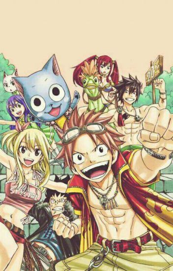 ( Fanfic ) Học viện Fairy Tail